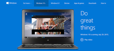 Windows 10 release date