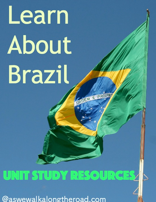 Brazil unit study resources