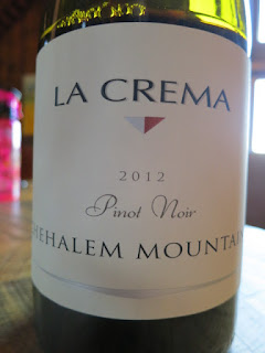 La Crema Chehalem Mountains Pinot Noir 2012 (90 pts)