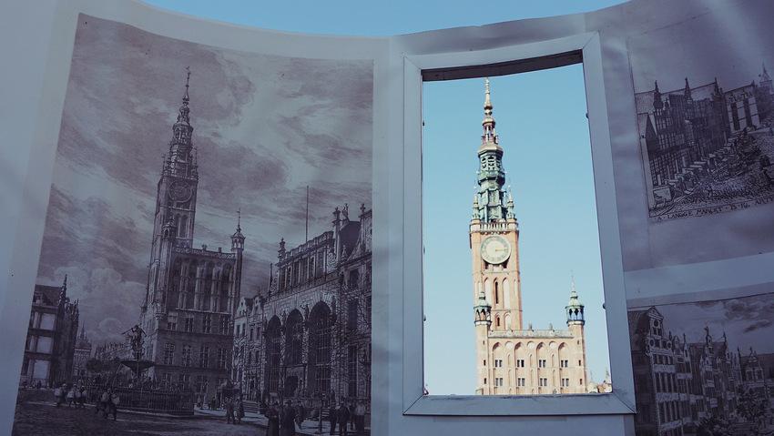 Ratusz Miasta Głównego Gdańsk