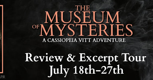 The Museum of Mysteries: Blog Tour, Excerpt, and Review!!