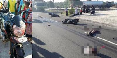 Mengenaskan! Kecelakaan Maut di Cirebon Kepala Sampai Terlepas dari Badan