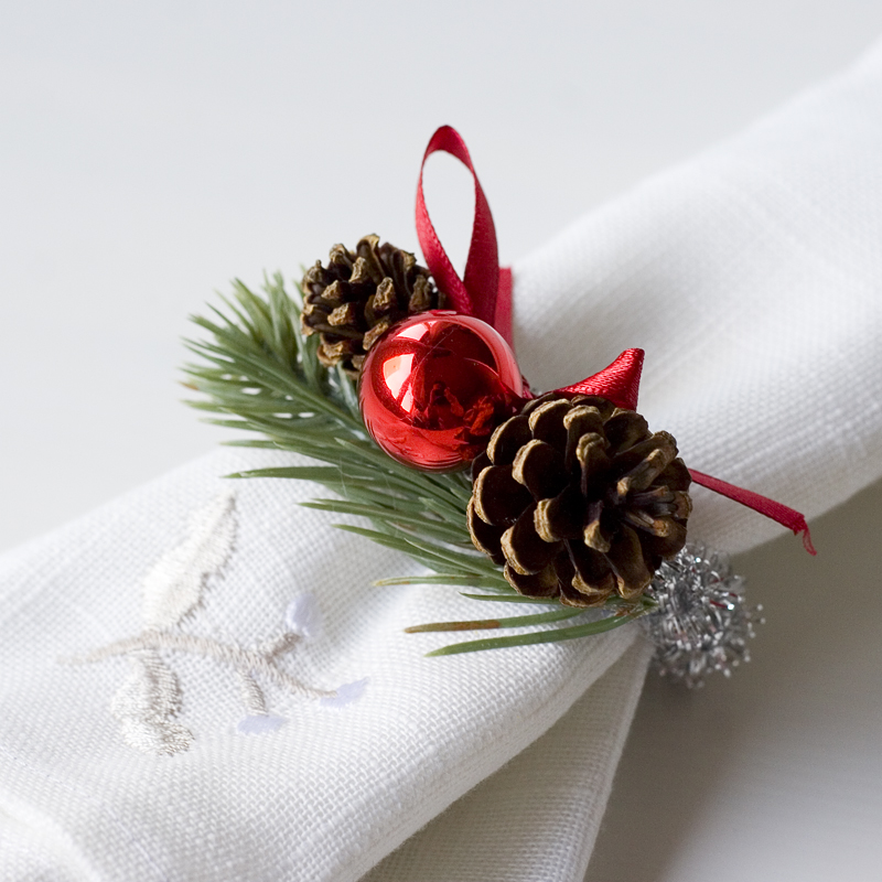Decorar en familia: Taller de servilleteros navideños en Ikea - Parte 16