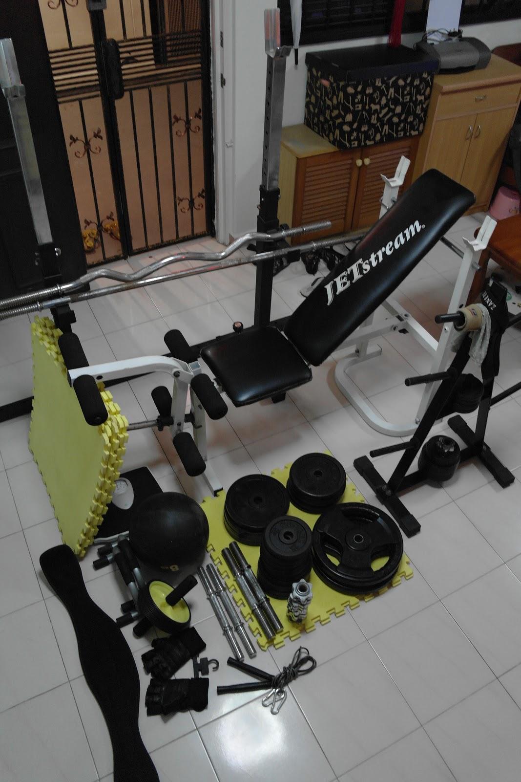 Singapore Home Gym 11 30 11