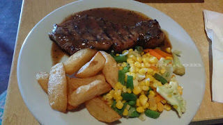 Makan Steak Di Tempat Makan Steak Abuba