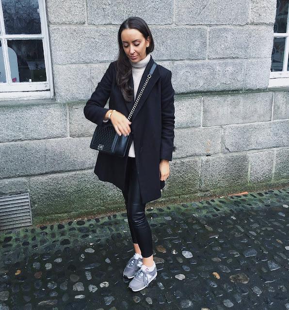 The Small Town Girl Belfast Blogger Chanel Boy in Dublin