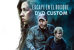 Escape en el bosque DVD CUSTOM