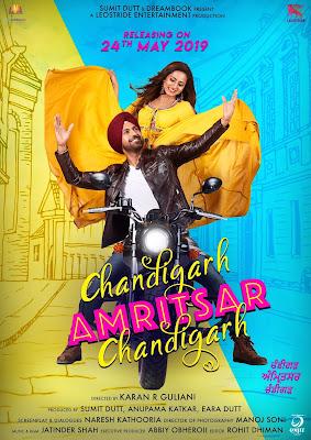 Chandigarh amritsar chandigarh 2019 Punjabi 480p WEB HDRip 300Mb