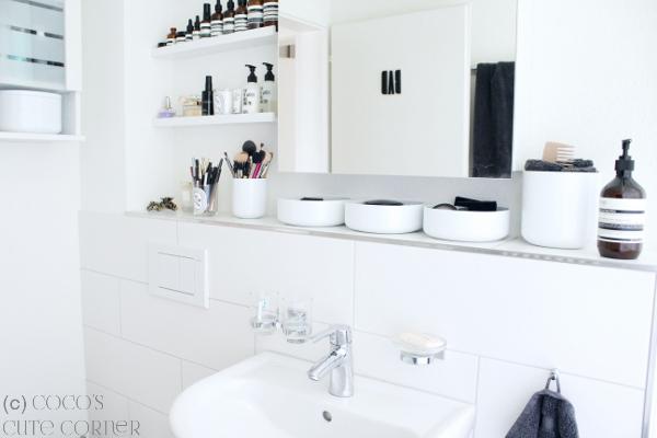 Coco 39 s cute corner badezimmer tipps f r das kleine bad for Badezimmer sachen