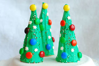 Χριστουγεννιάτικες συνταγές για παιδιά