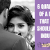 6 qualities of a man that you should not indulge