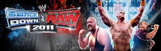 WWE Smackdown Vs Raw 2011 PPSSPP Cso Iso Ukuran Kecil