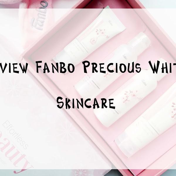 Review Fanbo Precious White Skincare