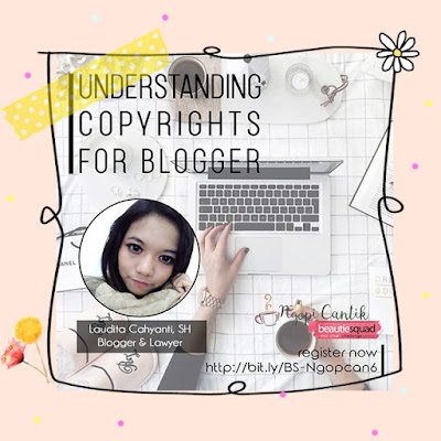 Understanding Copyrights for Blogger