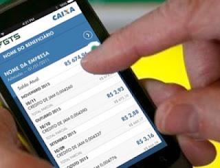 FGTS: veja o passo a passo para consultar o saldo pelo celular