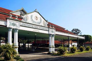 wisata museum kraton jogjakarta hadiningrat