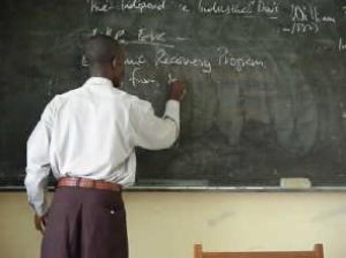GES sacks Teacher, 48, after going blind