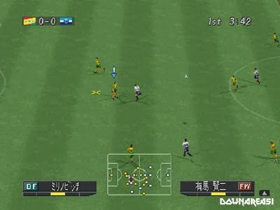 game ps1 bola