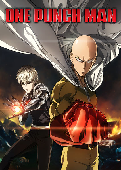 One Punch Man 1ª Temporada