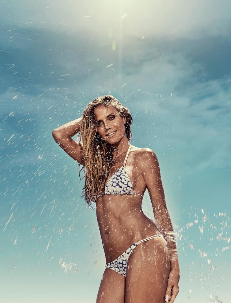 Heidi Klum Swim 2017 Campaign