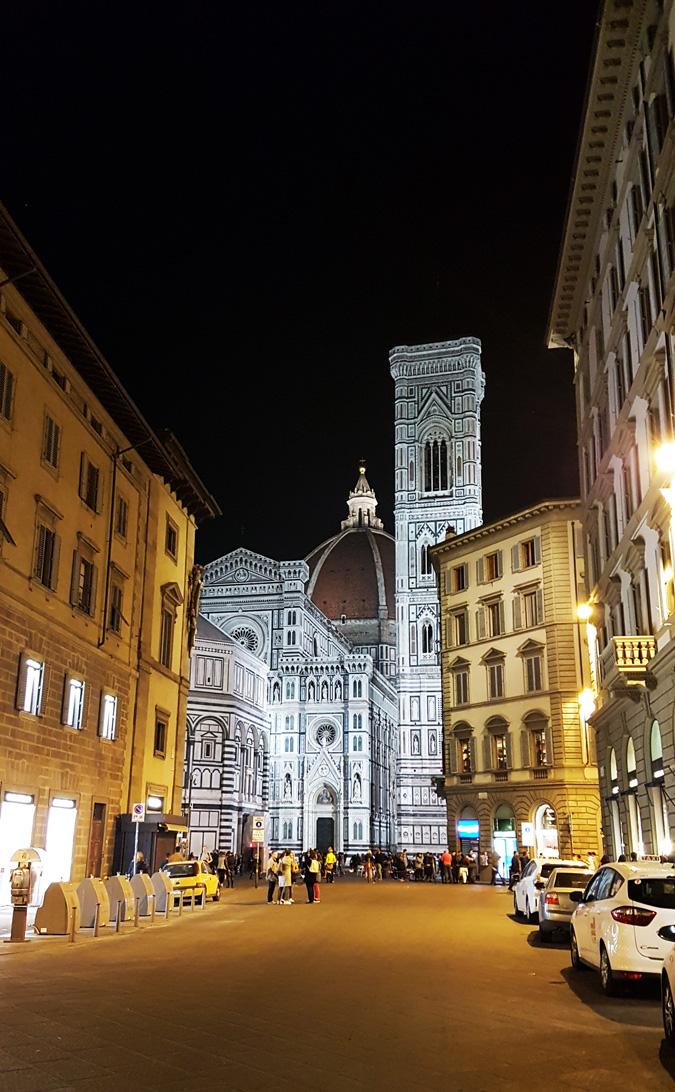 pernottare a Firenze