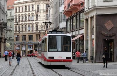 Škoda 03T6 Anitra, Dopravní podnik města Brna