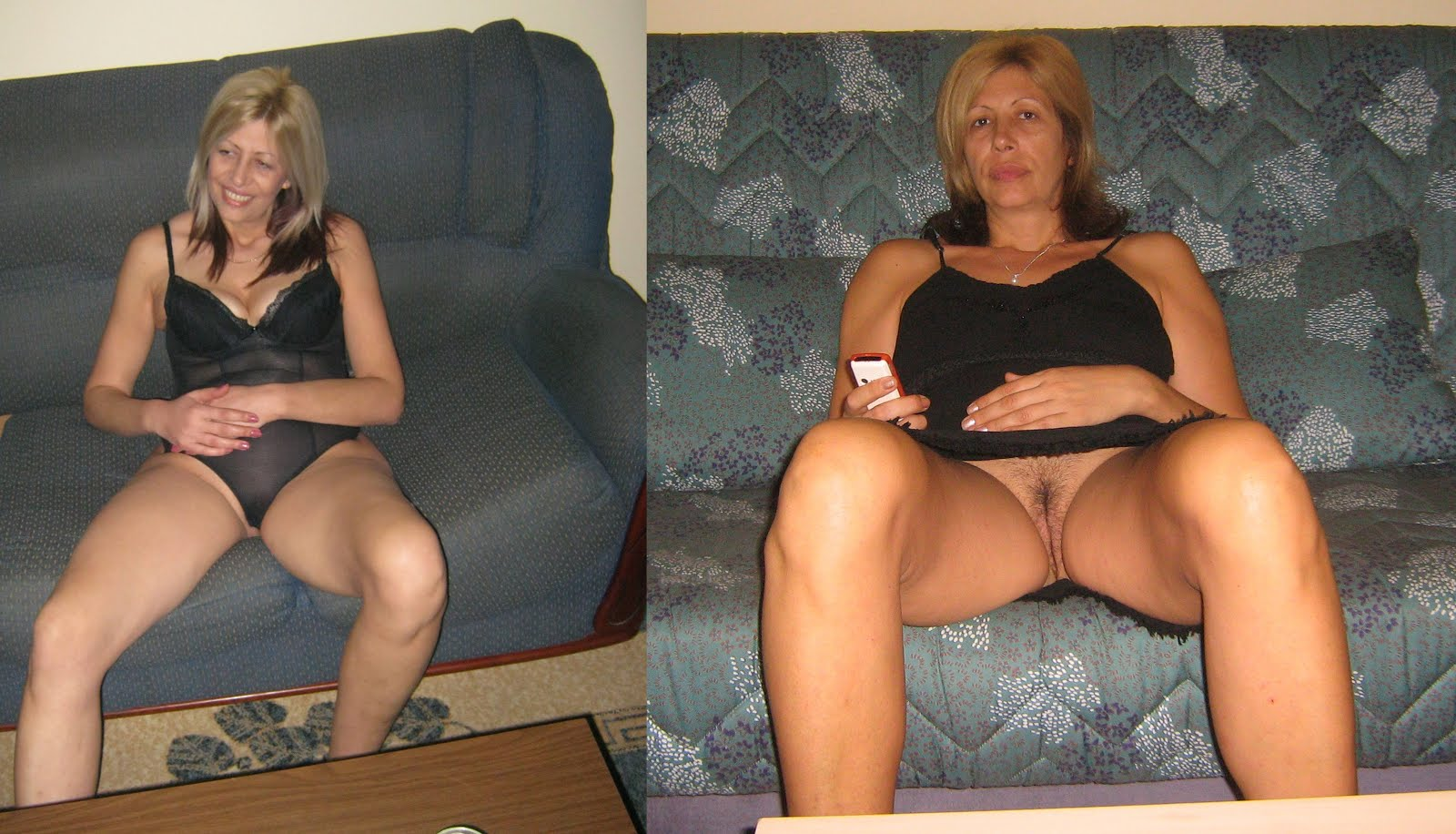 Blonde Undressed 115