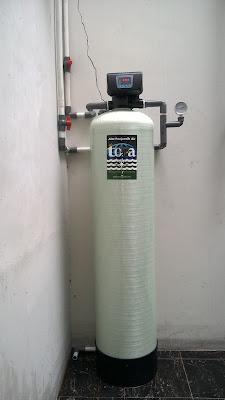 Filter Air Otomatis,Lebih Praktis