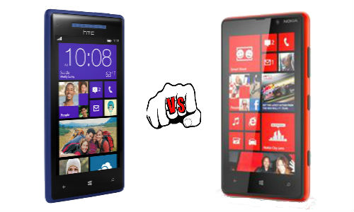 DUEL: Windows Phone 8 X by HTC Vs. Nokia Lumia 920
