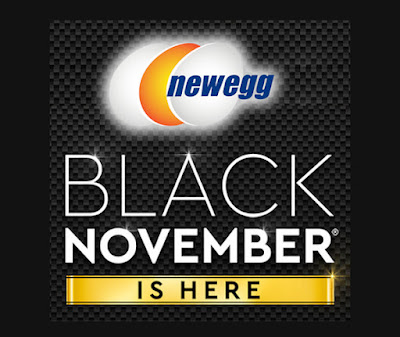 Newegg's Black November