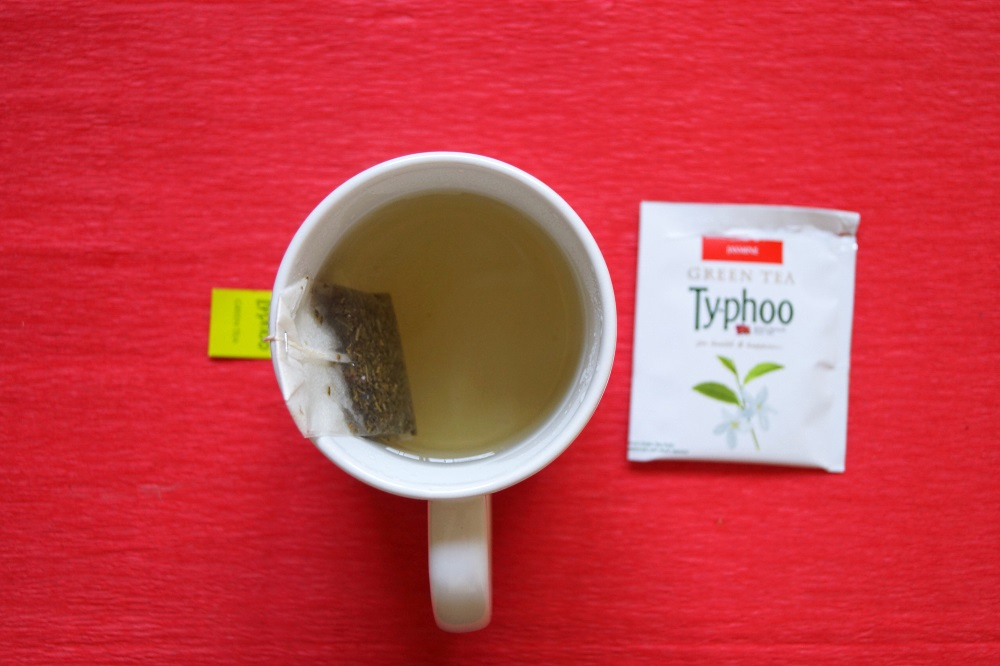 Green Tea Typhoo
