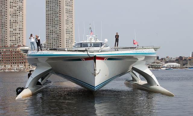Kapal Tenaga Surya