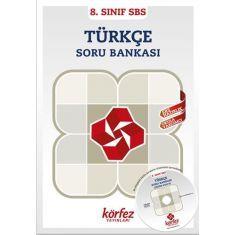 Körfez 8.Sınıf Türkçe Soru Bankası Çözüm DVDli