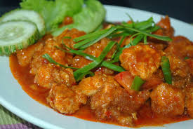 Ayam Sweet Sour
