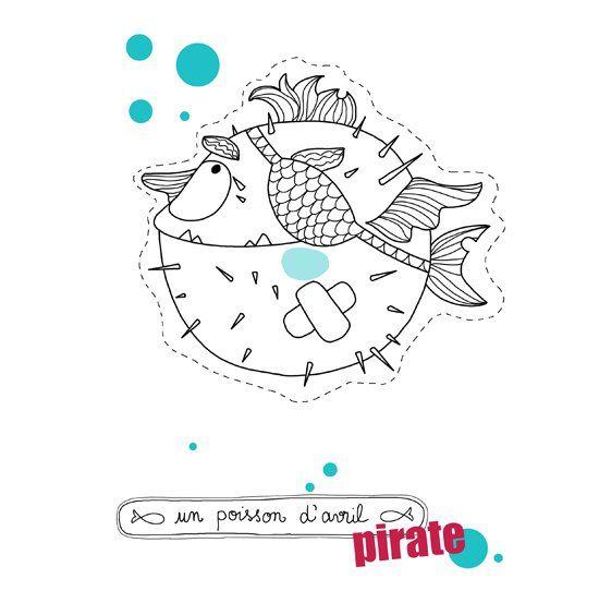 http://www.momes.net/Jeux/Jeux-a-imprimer/Jeux-et-activites/Poisson-d-avril-Pirate-a-imprimer