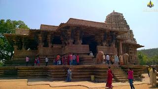 Ramappa Temple Palampet Warangal