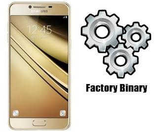 Samsung Galaxy C7 SM-C7000 Combination Firmware