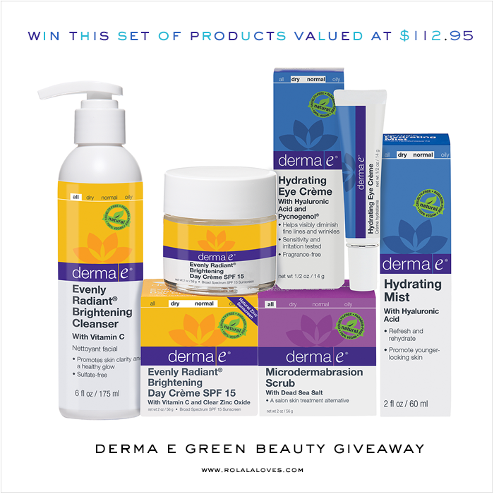 Beauty Giveaway, Green Beauty Giveaway