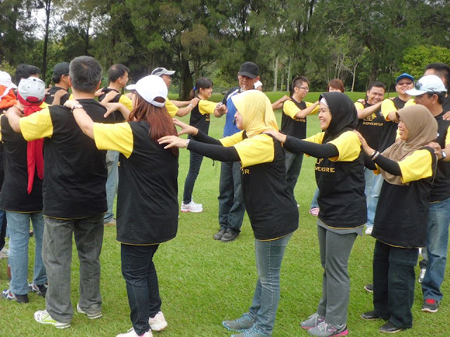 Character Building | Zona Adventure - Outbound Lembang - Outbound Bandung