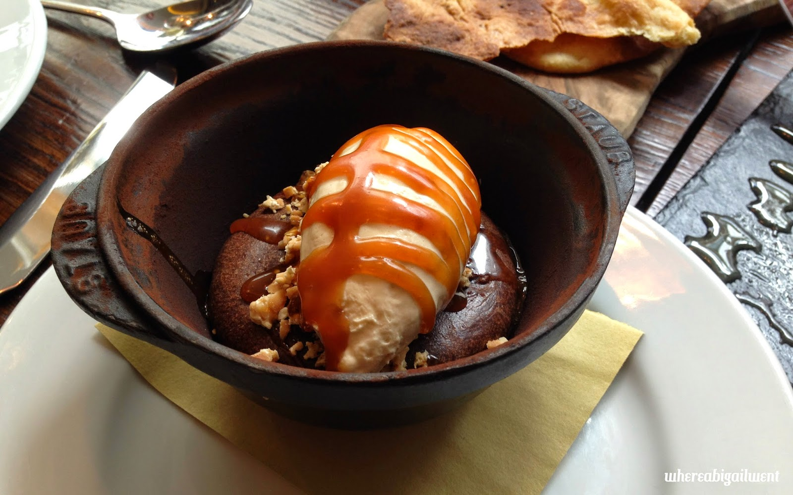 Ember Yard Desserts