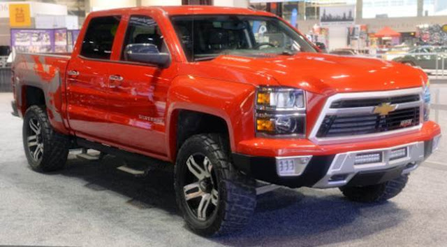 2018 Chevy Reaper Price