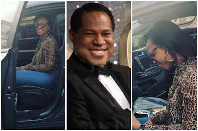 Rev Chris Oyakhilome gets a brand new car for singer, Ada
