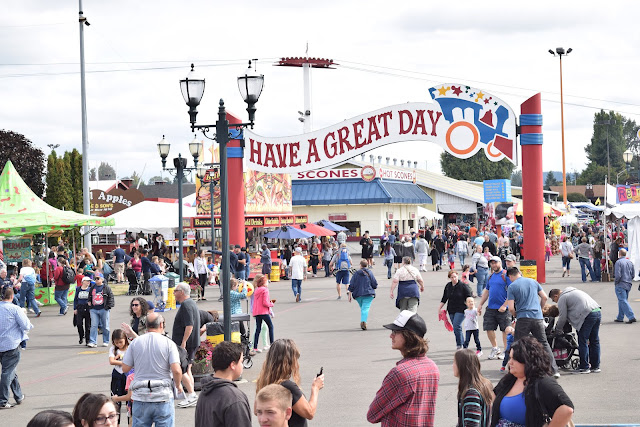The Washington State Fair