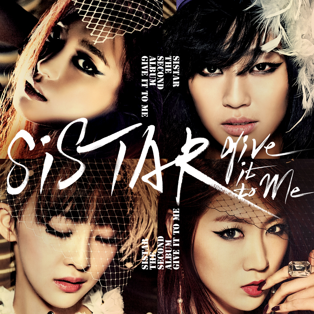 kpop download: [Album] Sistar - Vol 2 GIVE IT TO ME [FLAC]