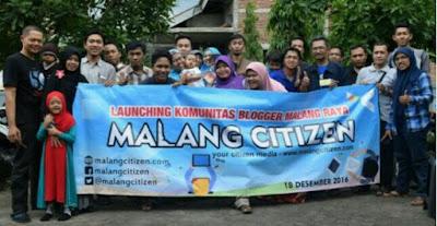 malang citizen, komunitas blogger malang raya