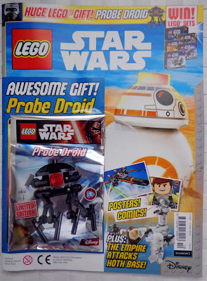 LEGO Star Wars Magazine Issue 10