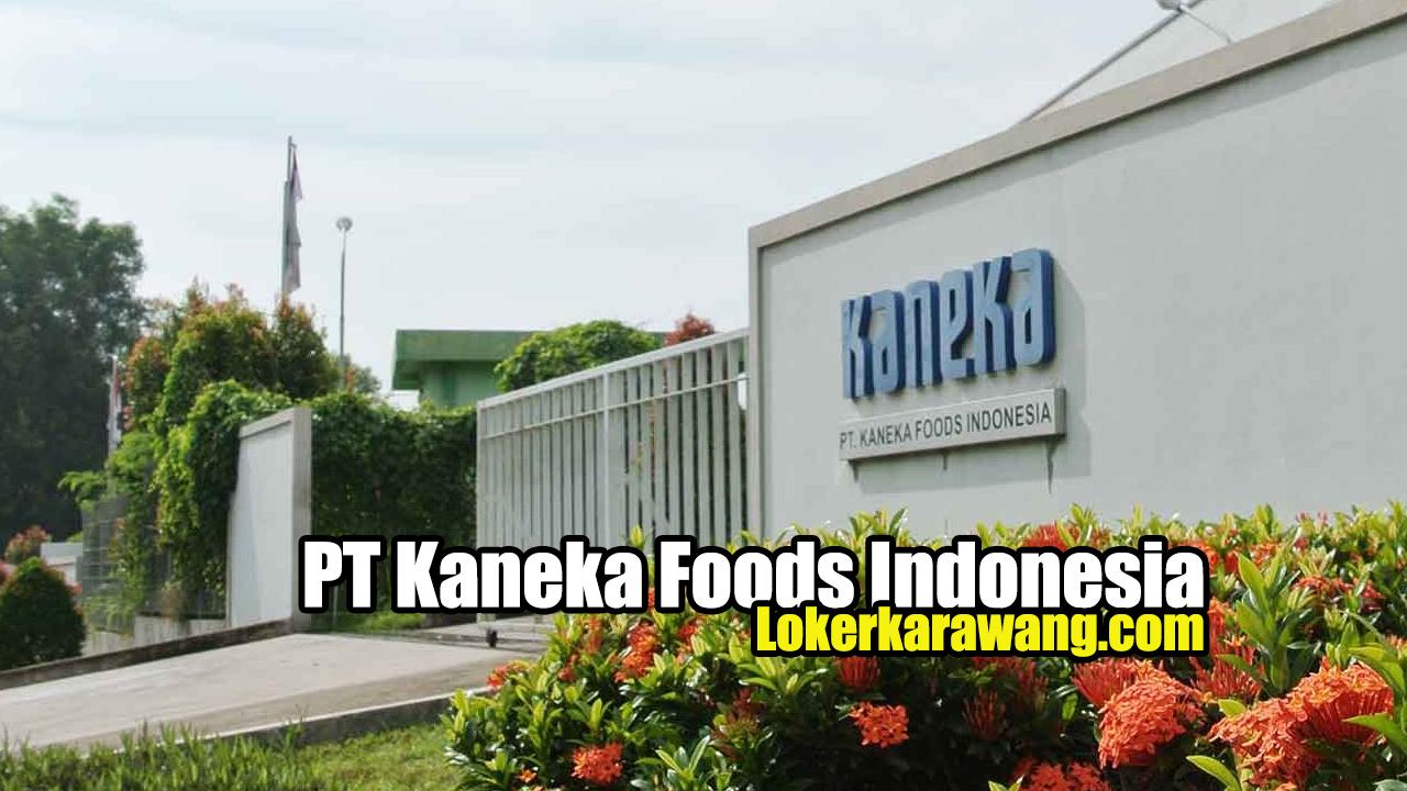 PT Kаnеkа Fооdѕ Indonesia