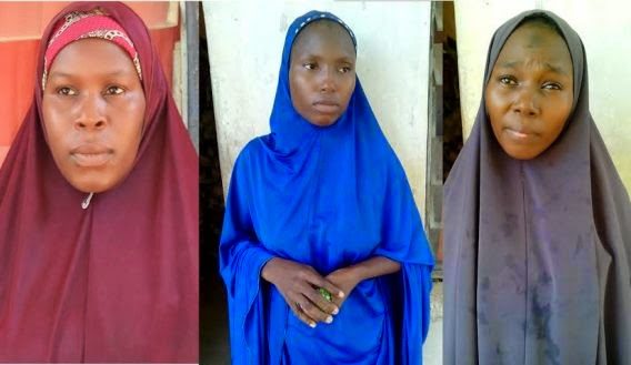 female boko haram terrorists