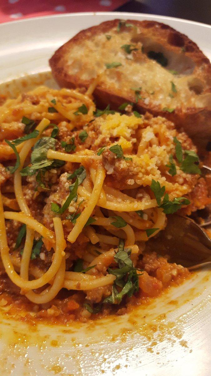 The Iron Cook Spaghetti Alla Bolognese