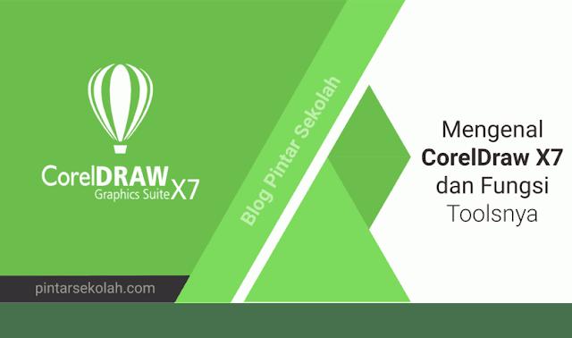 Kegiatan desain grafis sudah ibarat kegiatan lumrah dikalangan para pengguna  Mengenal CorelDRAW X7 dan Fungsi Toolsnya